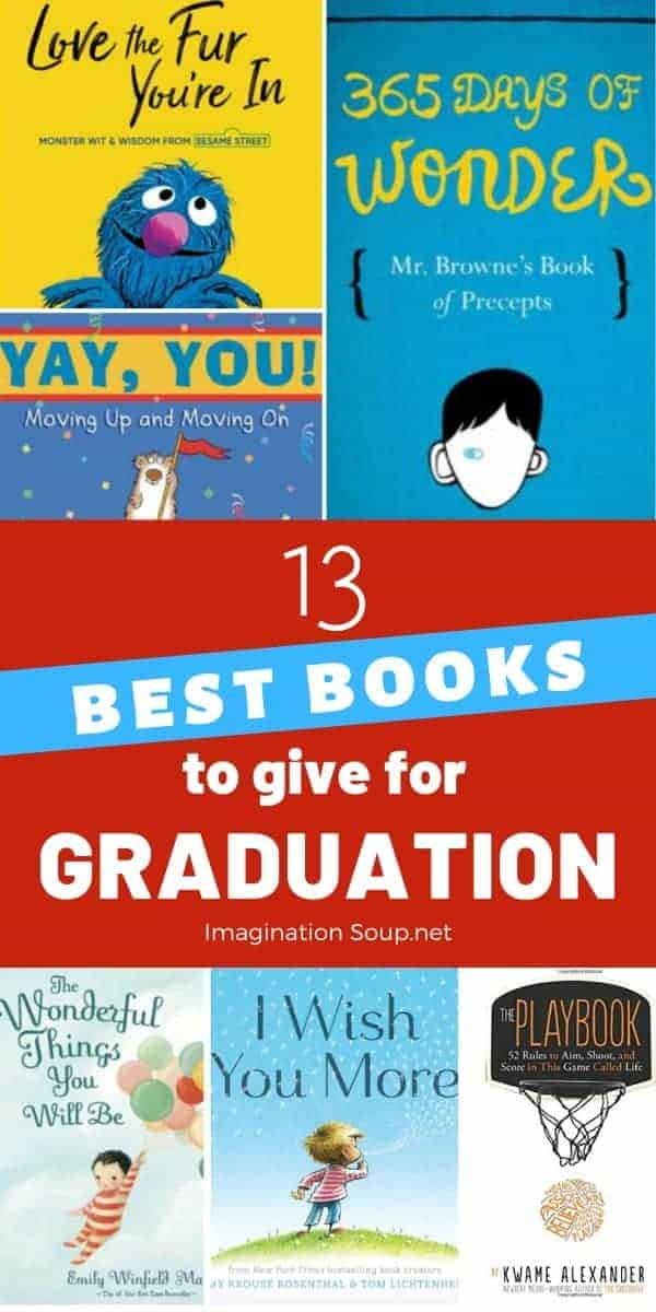 children's books to give as graduation gifts