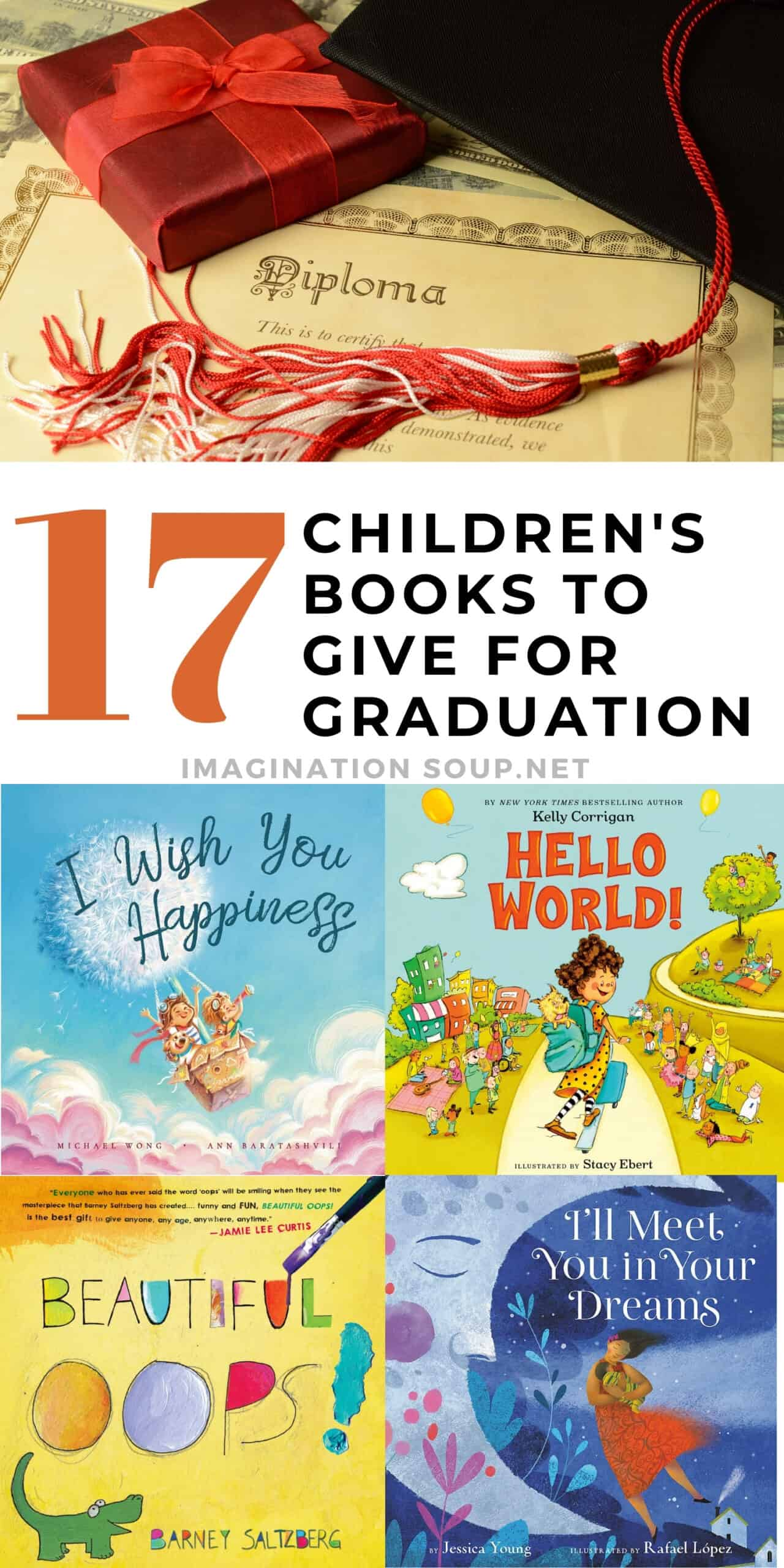 children's books to give for graduation gifts