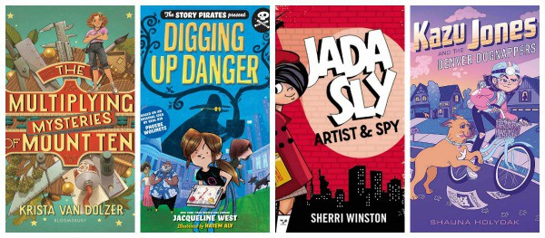 new mystery chapter books 2019