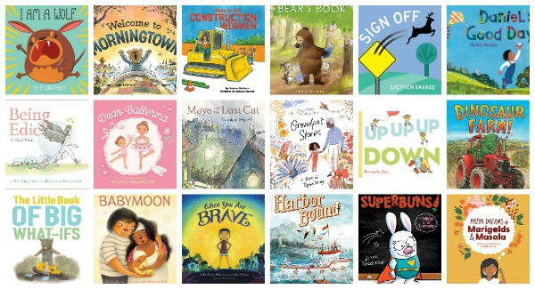 new picture books spring 2019
