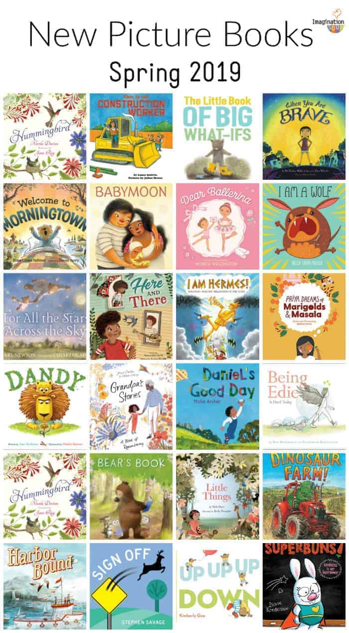 new picture books (spring 2019)