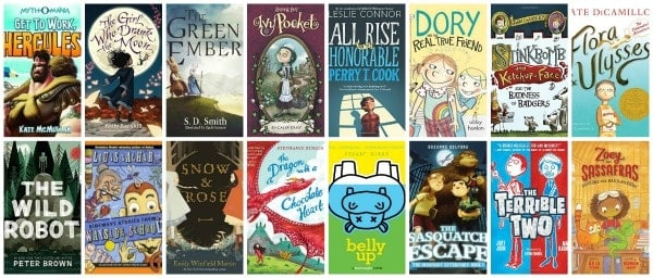 Brilliant Family Read-Aloud Books for Kids of Different Ages