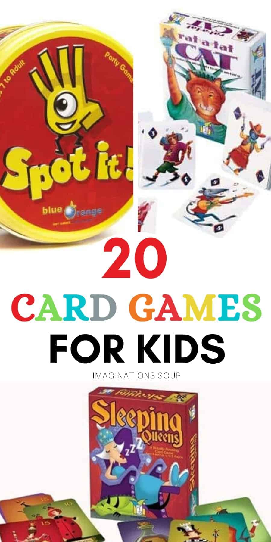 20 best card games for kids