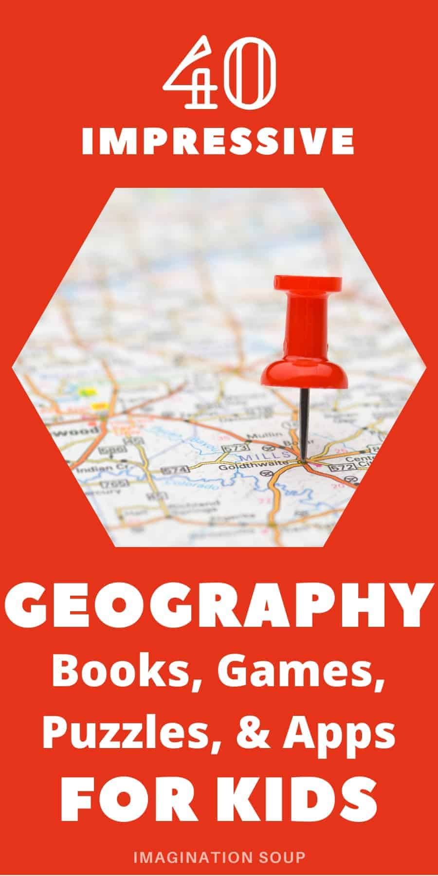 30+ geography activities for kids (
