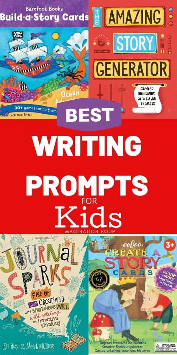 best writing prompts for kids
