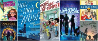 chapter books 2019 June