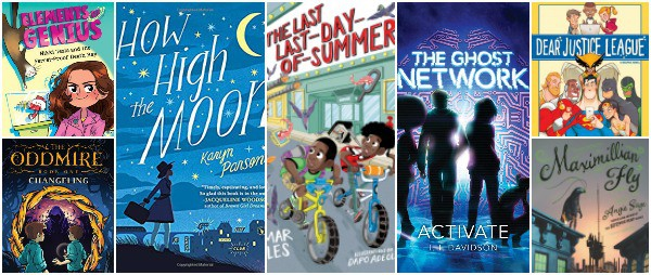 chapter books 2019 June