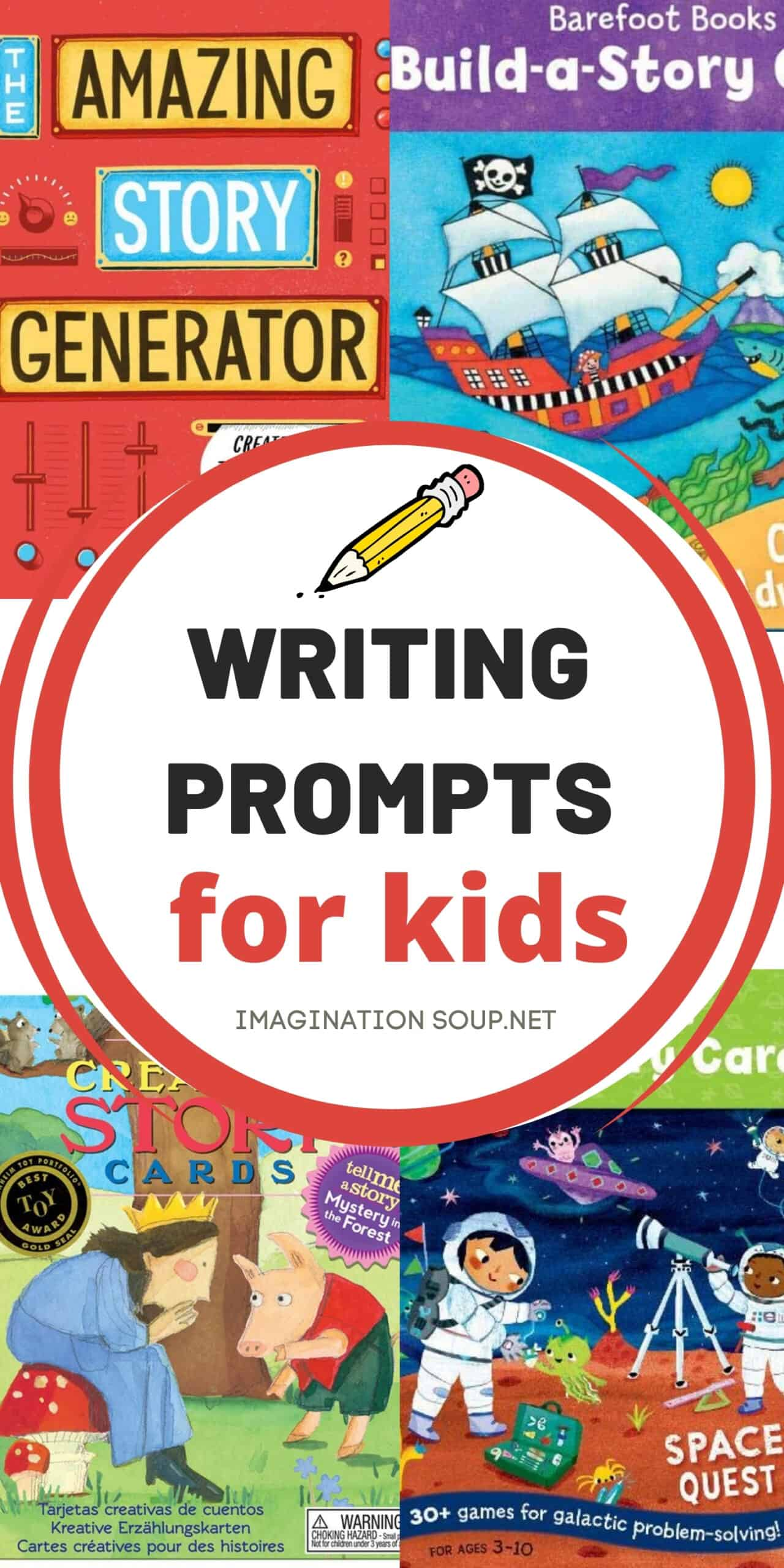 fun writing prompts for kids