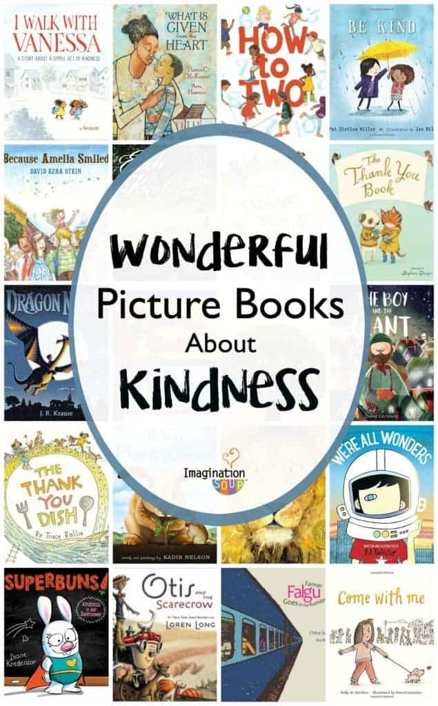 Wonderful Picture Books About Kindness