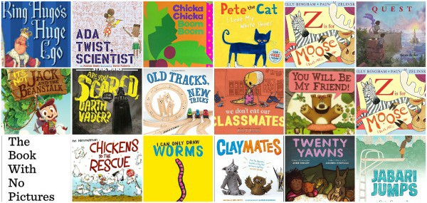 best books for 4 and 5 year olds