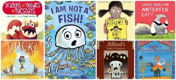 funny picture books summer 2019