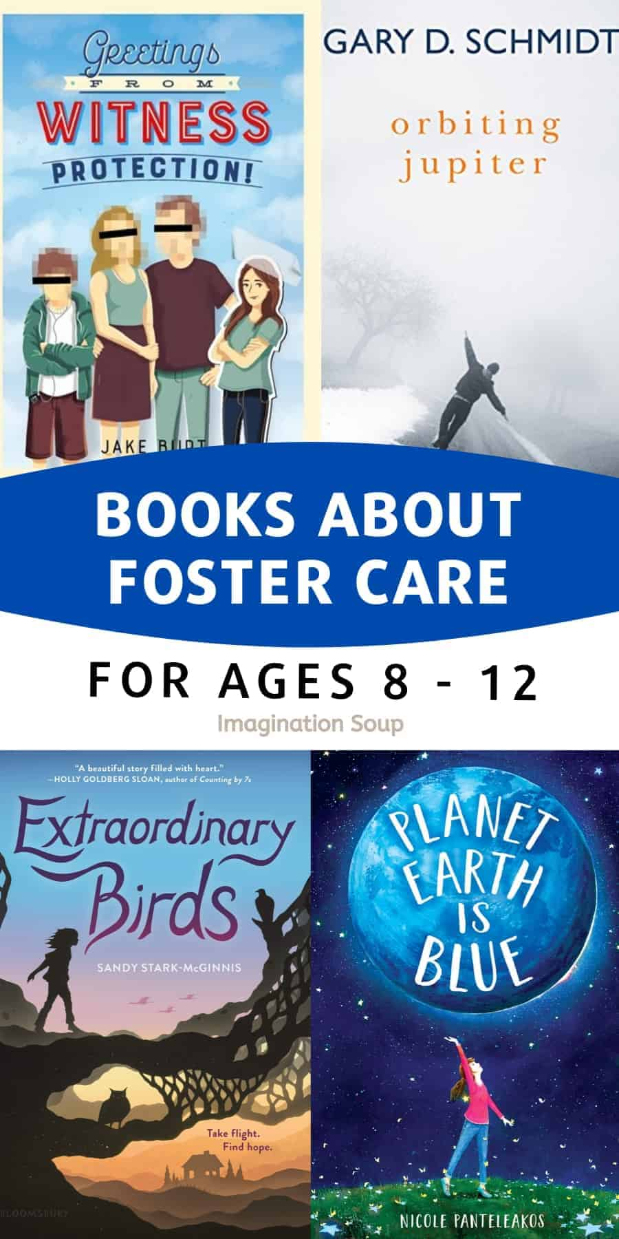 good books with kids in foster care