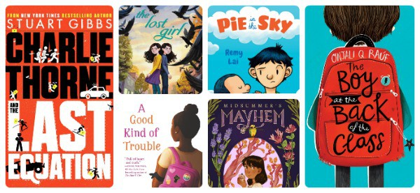 middle grade books july 2019