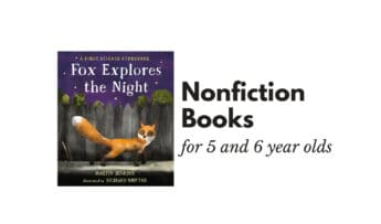 nonfiction books for 5 and 6 year olds