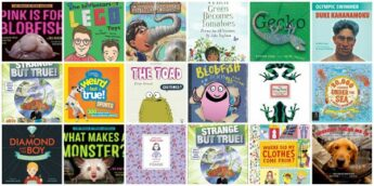 nonfiction books for 8 year olds
