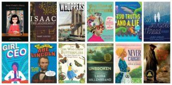nonfiction books for age 12