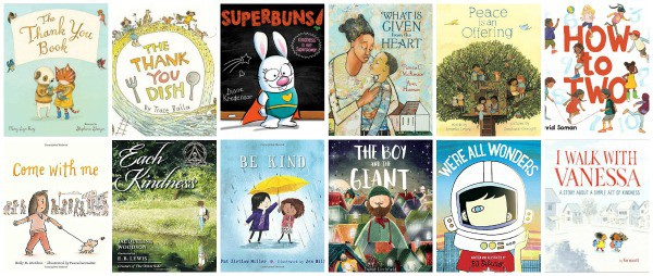 the best picture books about kindness