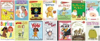 Best Book Series for FIRST Graders