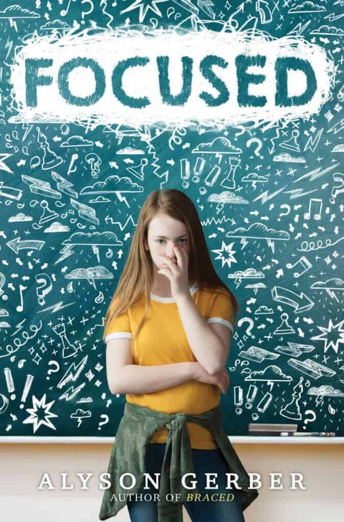 books about kids with ADHD