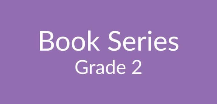 book series for 2nd grade