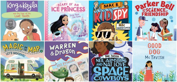 early chapter books 2019