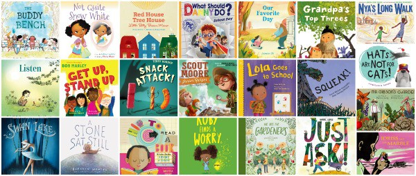 new picture books 2019 summer