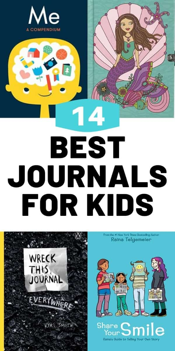 best journals for kids