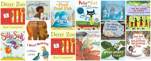 Books With Predictable, Repetitive Text