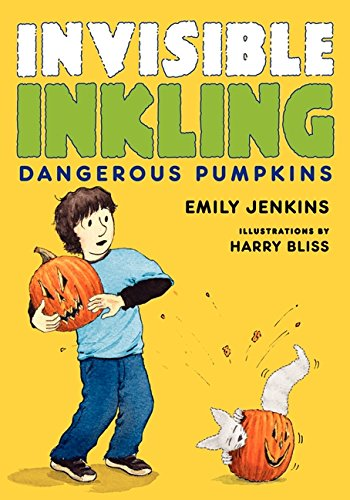 14 Pumpkin Books for Kids Invisible Inkling