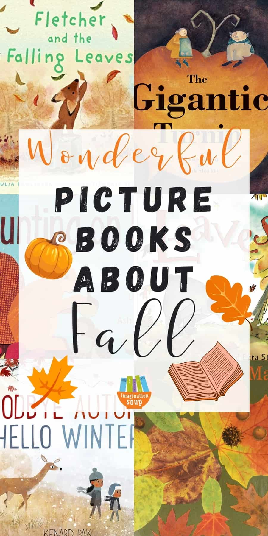 wonderful picture books about fall