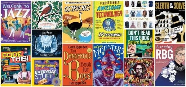19 new nonfiction books