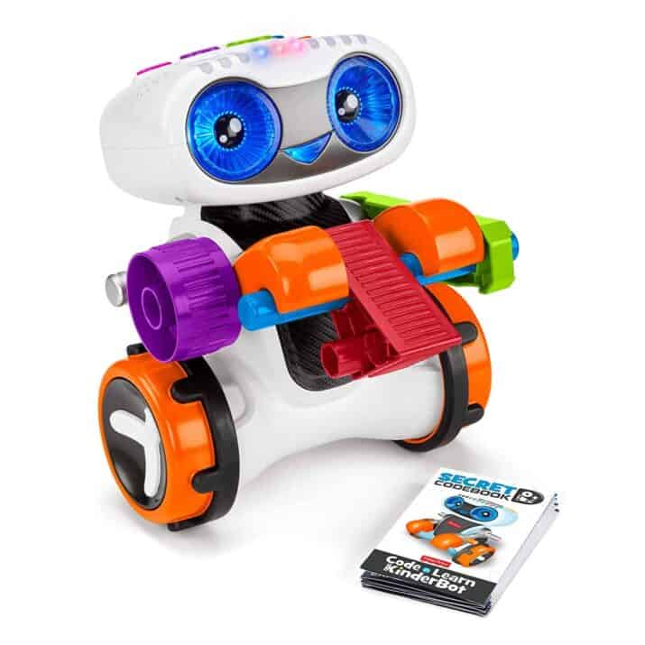 Kinderbot New STEM Gifts for 2019