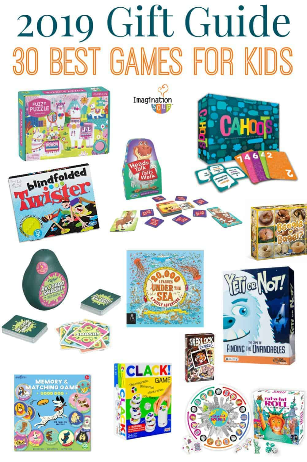The 30 Best Games for Kids (Give as Gifts for Christmas 2019)
