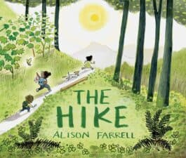 books about nature and hiking