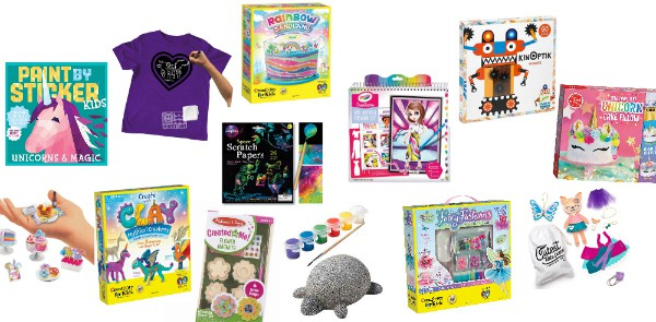art and crafting gifts for children