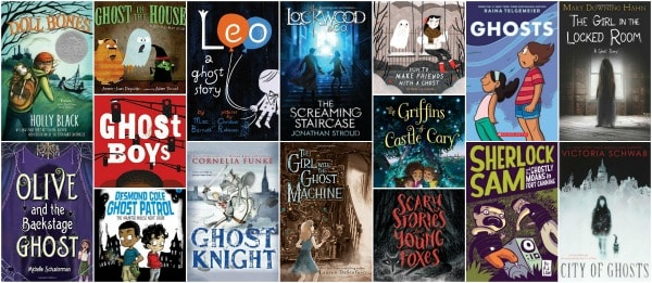 Popular Ghost Stories for Kids