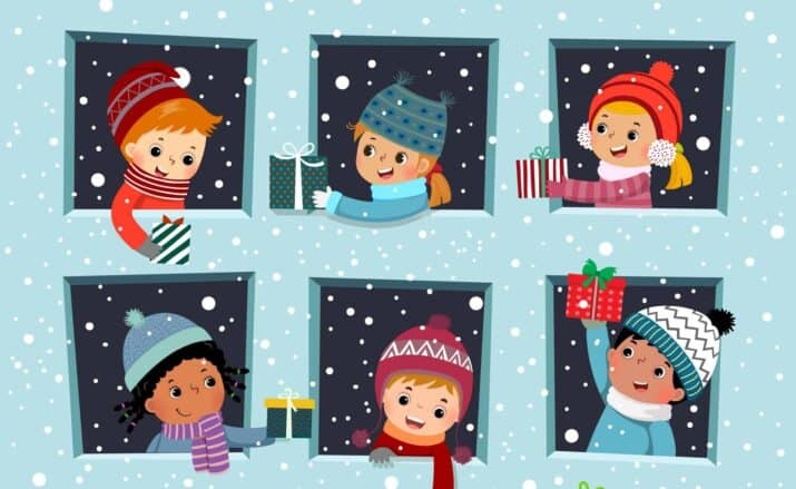 holiday gift guide for kids of all ages