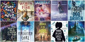 middle grade books fall 2019