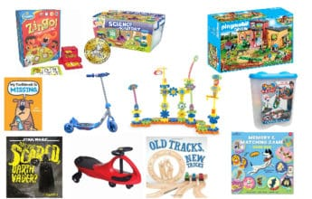 toys and gifts for 5 year old boys