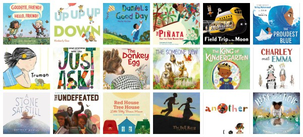 2019 best children's picture books