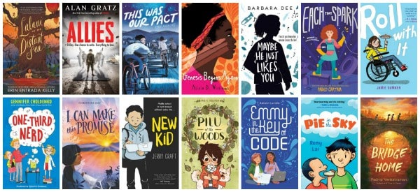 2019 best middle grade books