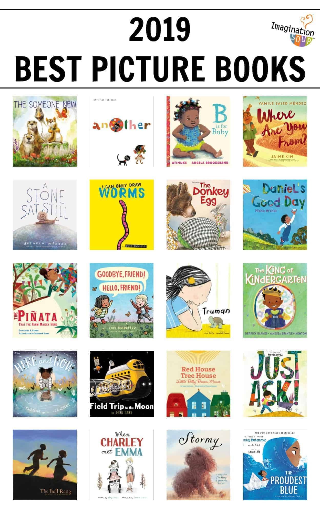 Best Children's Picture Books 2019