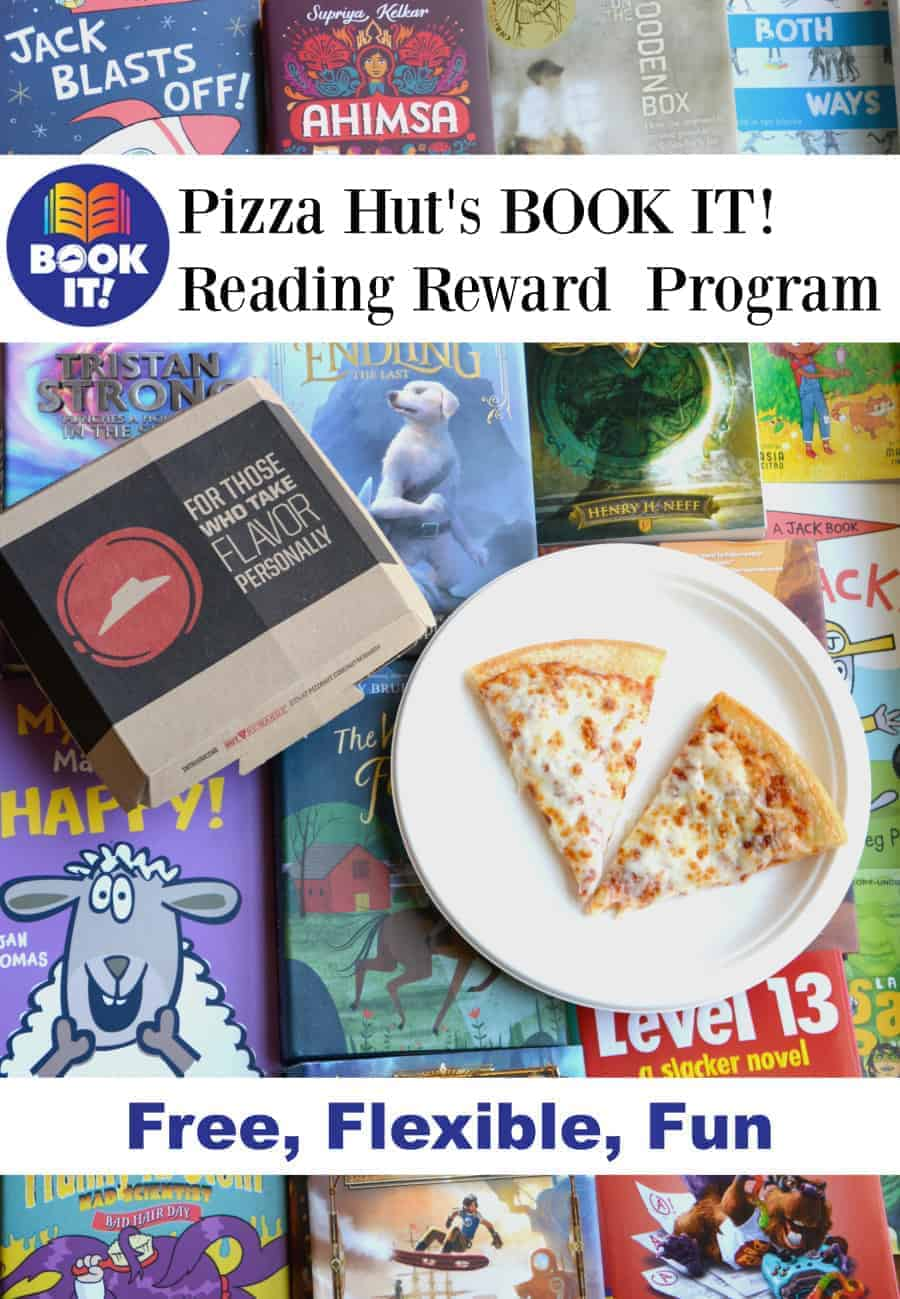 @bookitprogram is a reading incentive program created by Pizza Hut that provides teachers with Reading Award Certificates, good for a free, one-topping Personal Pan® Pizza. Learn more here: https://bit.ly/2NanbGF #BOOKITPartner #BOOKITKid