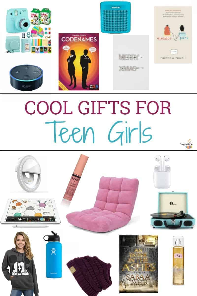cool gifts for teen girls