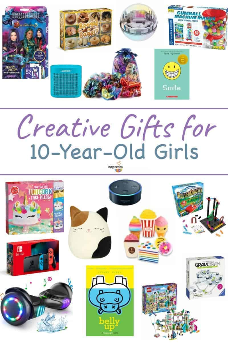 the best gift ideas for 10 year old girls