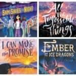 9 Trending Middle Grade Novels for Ages 9 – 12