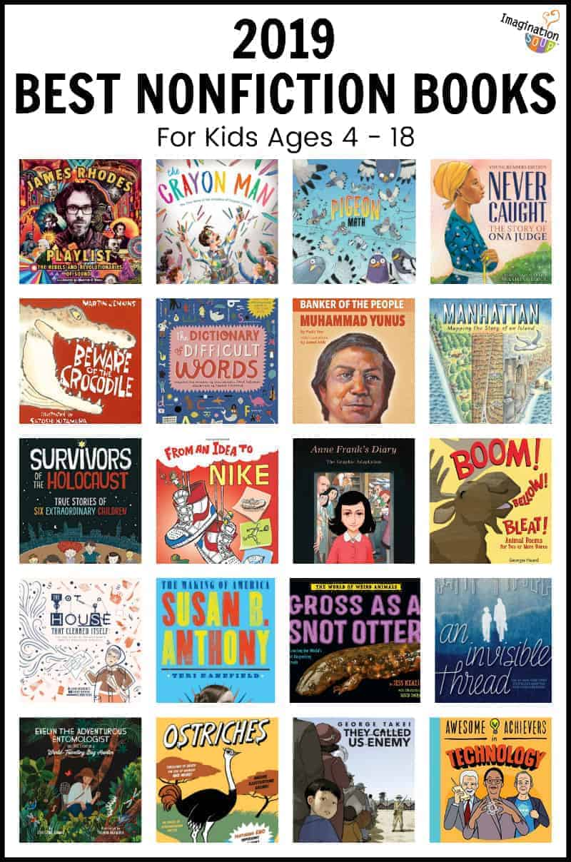 2019 best nonfiction books for kids