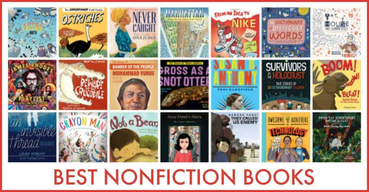 BEST NONFICTION BOOKS 2019