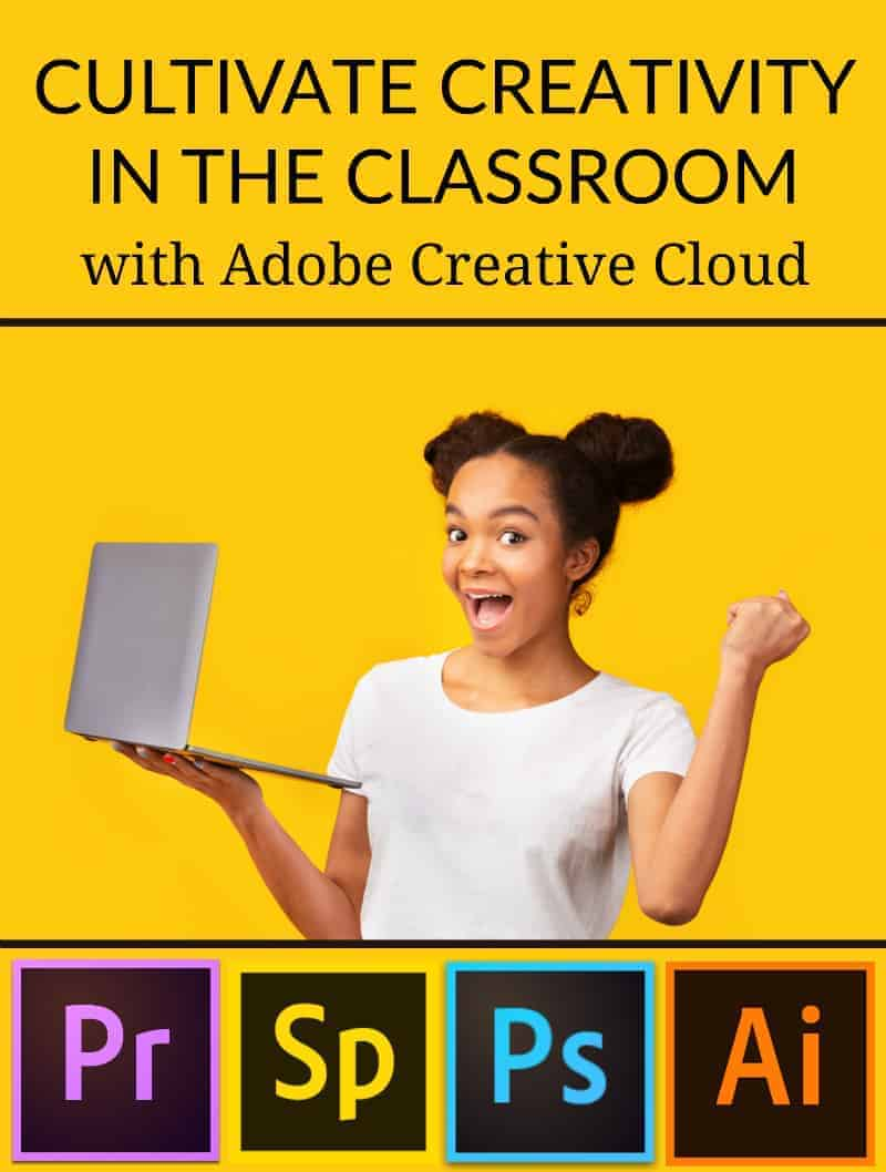 Meaningful Ways to Improve Creativity in the Classroom with Adobe Creative Suite