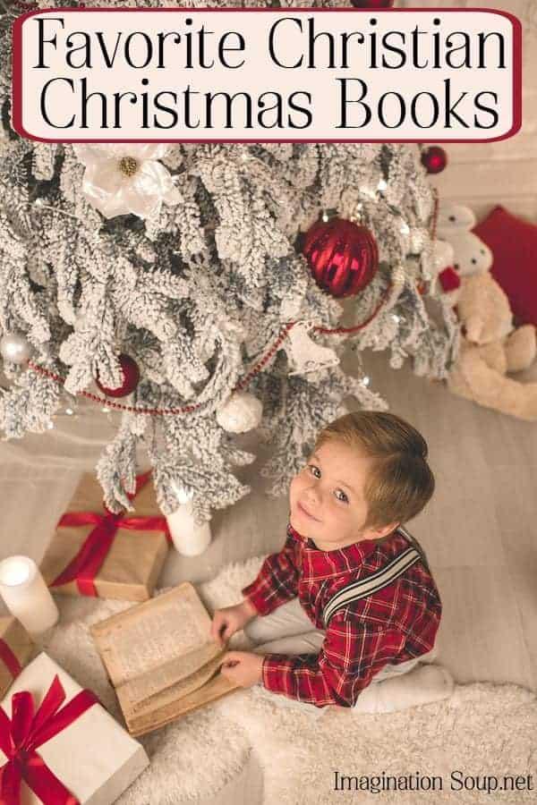 Favorite Christian Christmas Books for Children